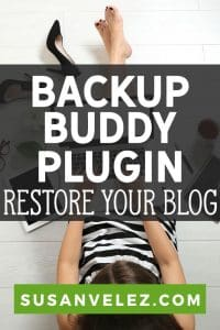 Have you ever been in a situation where you were wondering, how do I migrate my website to another hosting account? Maybe your site got hacked and you had to pay to have it restored? If so then you will definitely want to read or watch this Backup Buddy tutorial. #backup #wordpress #plugin #blogger
