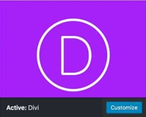 Divi Page Builder Theme