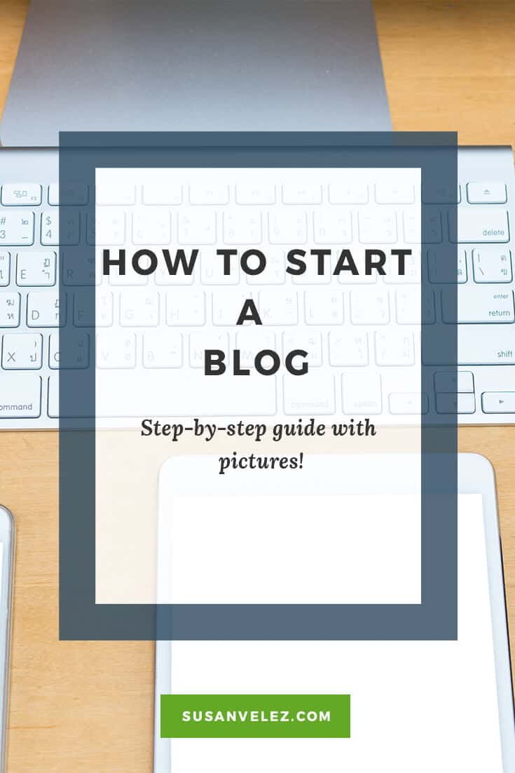 How to Start a Blog Free Step by Step Guide With Big Pictures 2017