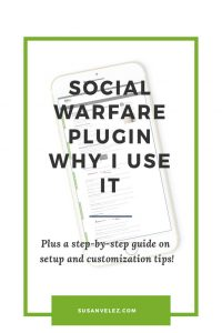 Tips and step by step tutorial on the WordPress Social Warfare Plugin. Learn how to Design and change the buttons. Make it easy for People to post your content to Twitter, Facebook and..