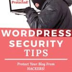 WordPress Security Tips Protect Your Blog From Hackers