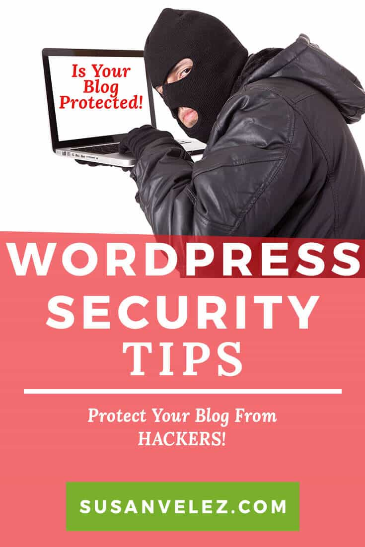 There are lots of WordPress security articles online. This one will provide you tips to protect your website so you can focus on your business.