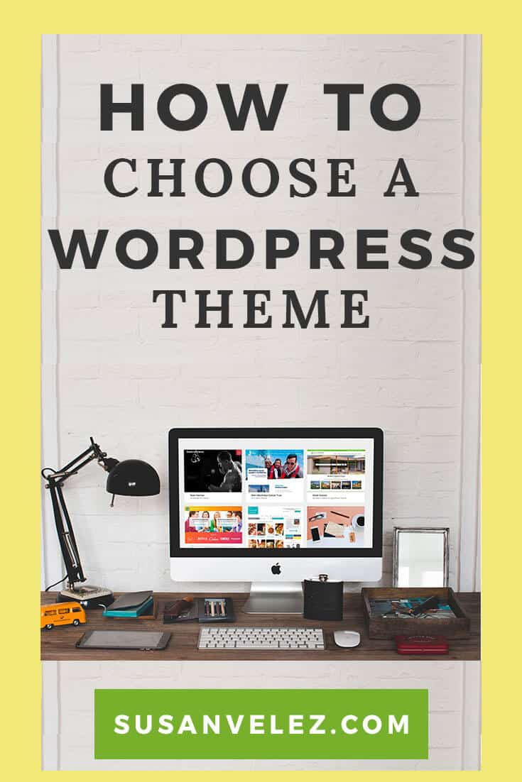 Looking for a free WordPress theme? Why you should never go free when building a business. Choose the right theme for bloggers.