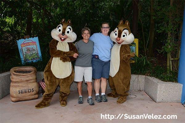 Disney World Animal Kingdom Susan Velez