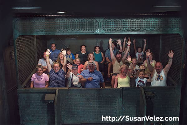 Hollywood Studios Tower of Terror