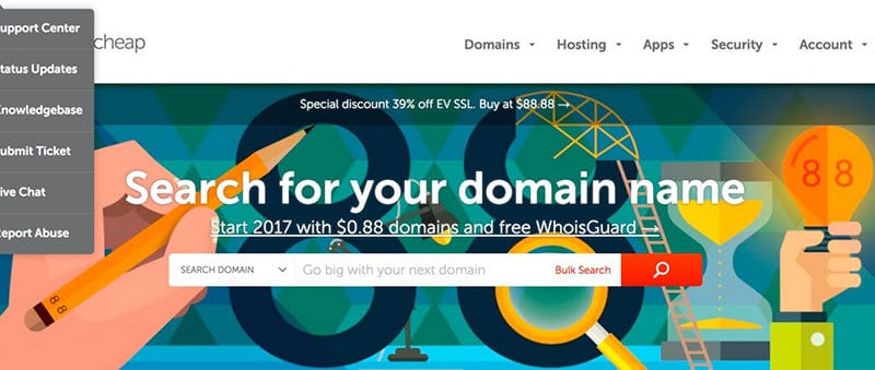 Namecheap Resource