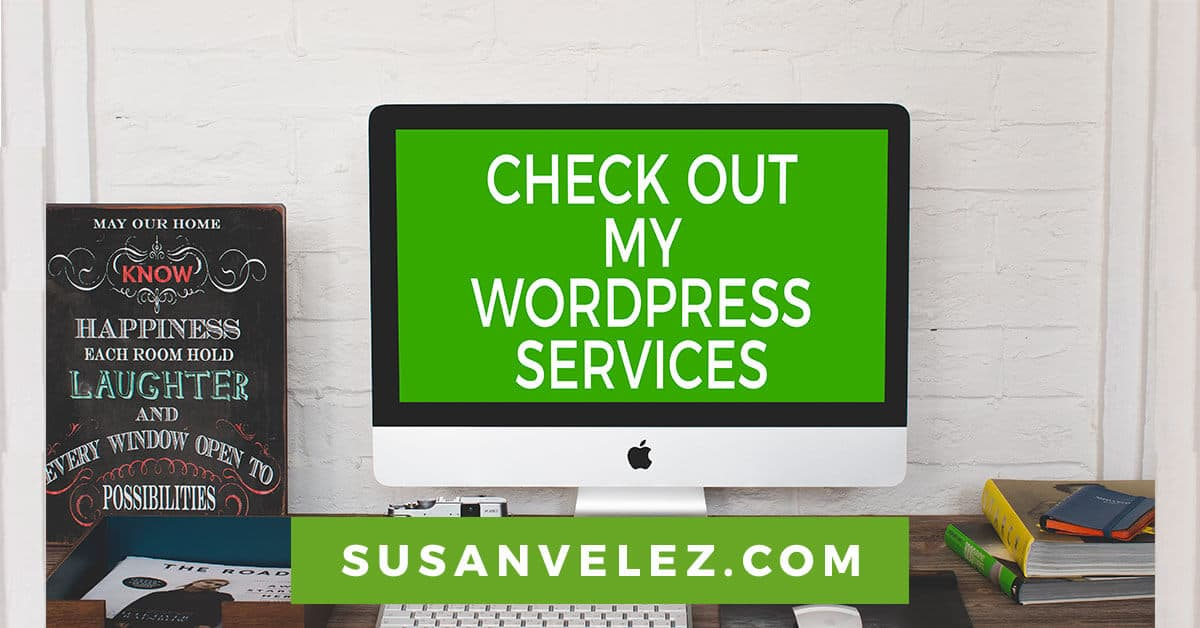 My WordPress Services