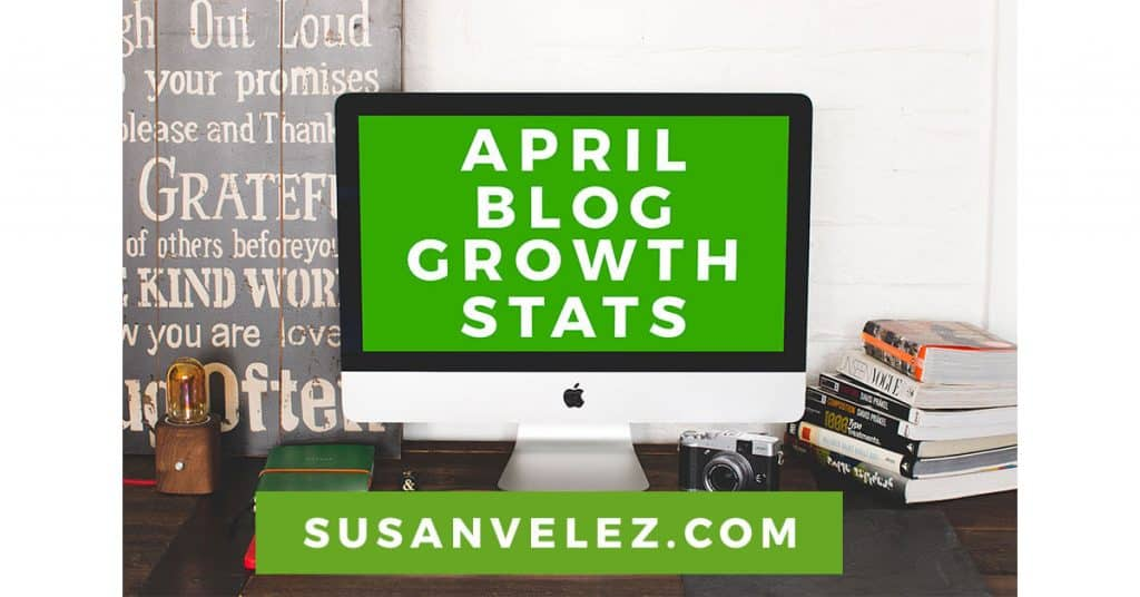 blog growth stats