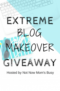 Extreme Blog Makeover pin