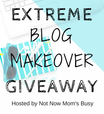 Extreme Blog Makeover Give Away