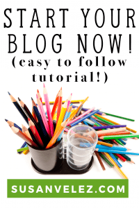Start a blog on SiteGround. This step-by-step tutorial will help you start a blog on SiteGround so you can get your blog up and in just minutes. Easy to follow tutorial that will help you get your blog up today. https://susanvelez.com/how-to-start-a-blog-on-siteground/