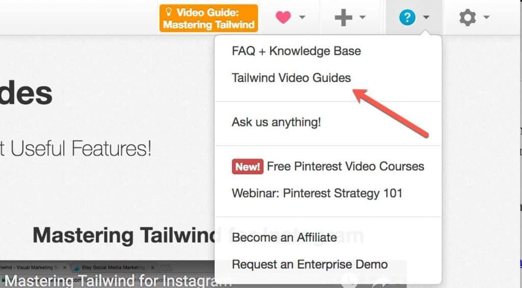 Tailwind training videos