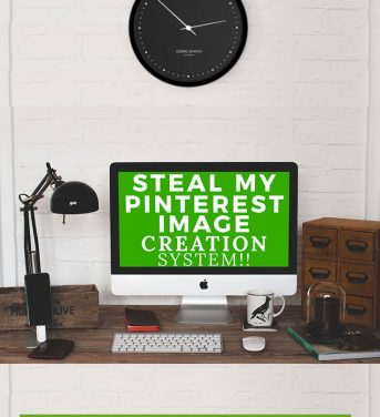 Pinterest image creation system for Social Warfare
