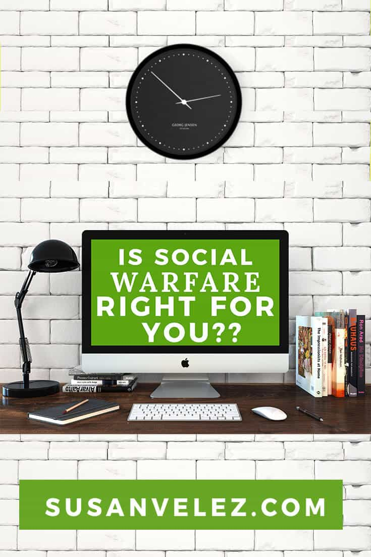 Is Social Warfare The Right Plugin For You