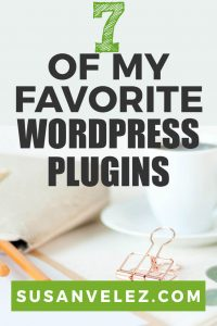 WordPress plugins for bloggers. My best free and premium plugins for 2017 that help me with my SEO and making money from my blog.