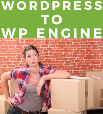How to Migrate A WordPress Blog To WP Engine