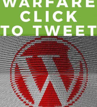 Social Warfare Click to Tweet How I Customized It