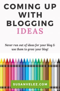 Whether you're a travel, mommy or fitness blogger. Learn how to come up with blogging ideas for beginners. You'll never run out of ideas for writers or yourself.