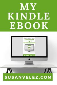 We've all read books that try to change our mindset about succeeding in business. I've written a new Kindle book that hopefully provides inspiration and motivation on pursing your goals even when you don't see success right away.