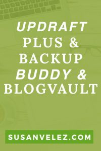 Every blog owner needs to know how to backup their WordPress website. It doesn't matter if you're hosting your site on Bluehost, Siteground or GoDaddy. I'm going to show you how to backup your blog.