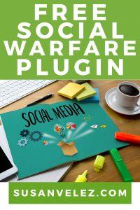 free Social Warfare Plugin