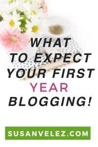 Find out what to expect the first year blogging for beginners. Whether your blogging for money, or starting a blog to grow your business. This post will give you the inspiration to follow your dreams. Your blog can change your lifestyle, you just need to give it time.