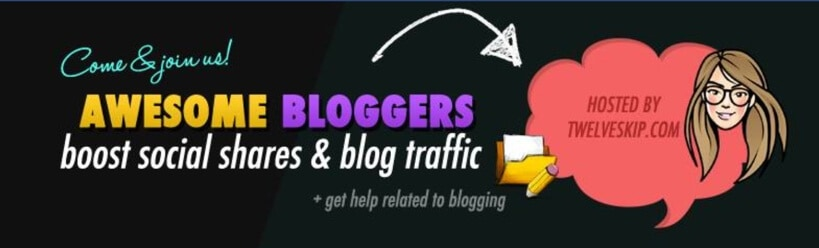 Awesome Bloggers Facebook Group