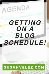 Creating a blog schedule has helped me blog 2x per week since I started. Every blogger needs to update their blog posts on a regular routine. Just by making these daily routines a part of your weekly habits, you'll be amazed at how much your blog will grow.