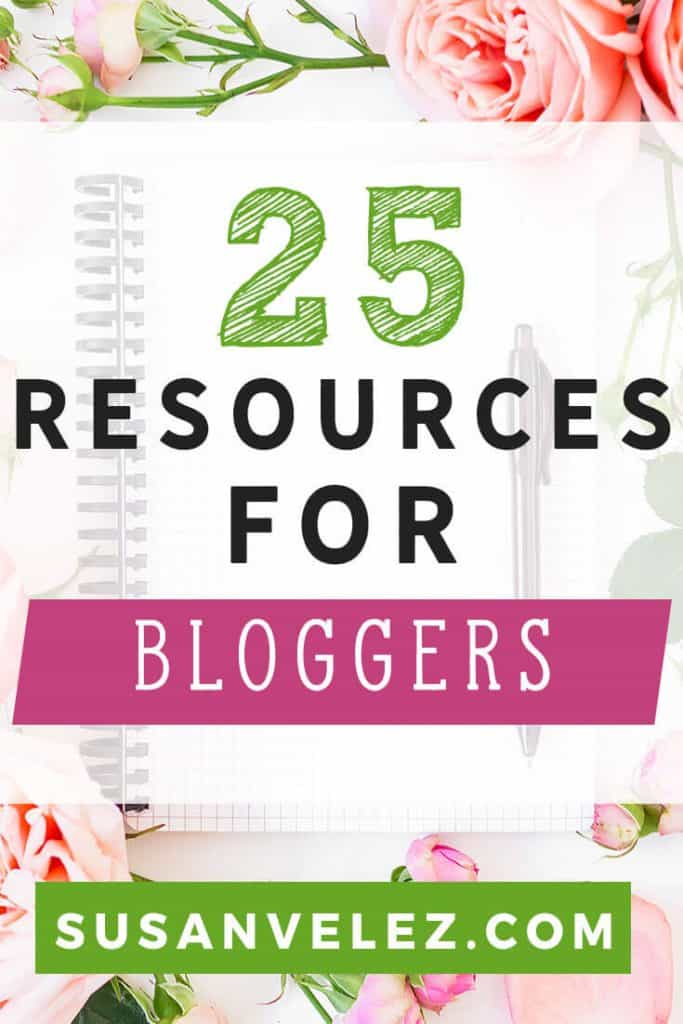 Resources for bloggers, these resources will help you build a profitable blog. Every blogger needs a source of blogging resources to help you grow. I've found them for you and put them in one spot.