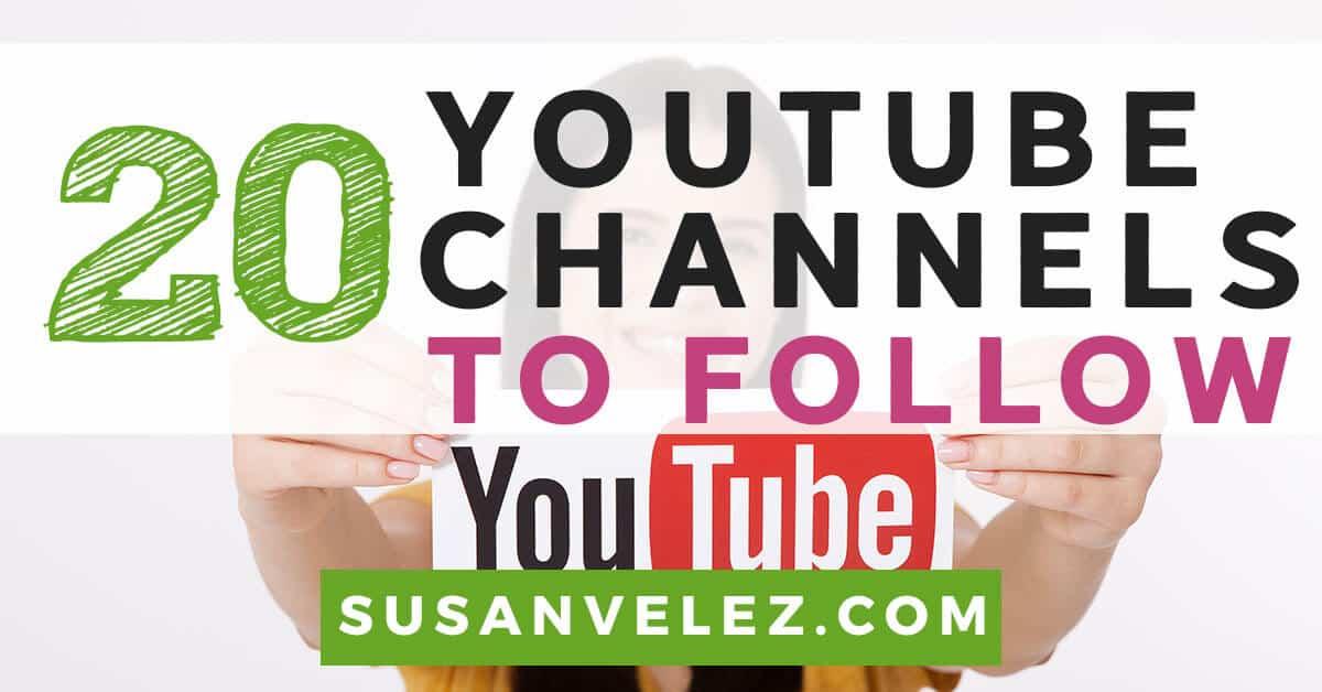 top 20 YouTubers