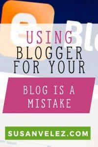 Using Blogger is a huge mistake if you want to learn how to make money online. One of the best blogging tips I can give you is to start your blog on a self-hosted WordPress blog. Avoid using the free blogging platforms if you want to make money. These blogging tips will save you headaches in the long run and you won't have to worry about migrating to WordPress.