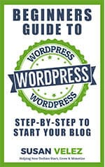 WordPress Complete Beginners Guide eBook