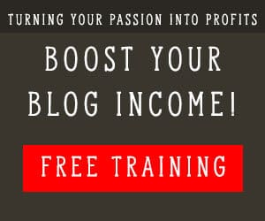 Boost Blog Income