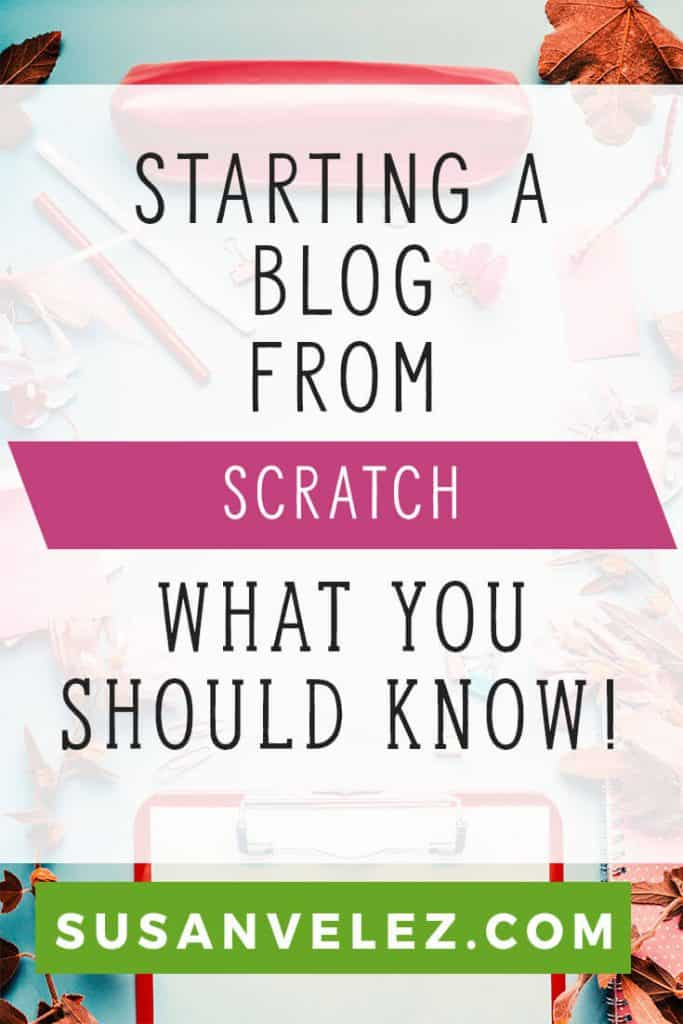 Creating a blog from scratch find out what it takes to create a successful blog. With the right effort and work, you can create a blog that earns passive income so you can replace your full-time income.