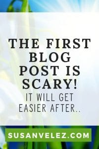 The first blog post is the scariest. If you are starting a blog then you know that you need content. Content marketing will help you drive traffic and eventually make money with your blog. Find out how to start your blog and write your first blog post.