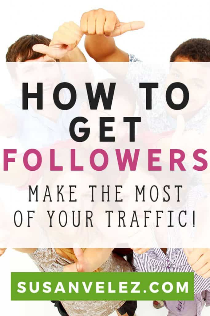 how to get followers on your blog. Starting a blog is blog is easy. The challenge comes when you are trying to grow your blog. Find out how to make the most of your blog traffic with a simple WordPress plugin.