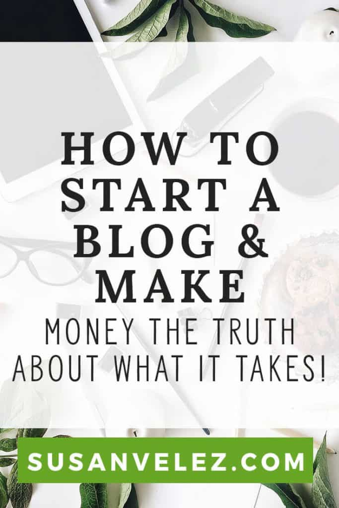How to start a blog and make money. Every new blogger wants to start a blog to make passive income. Many of us want to create a second income to replace our current jobs, but what does it take to actually make money with our blogs?