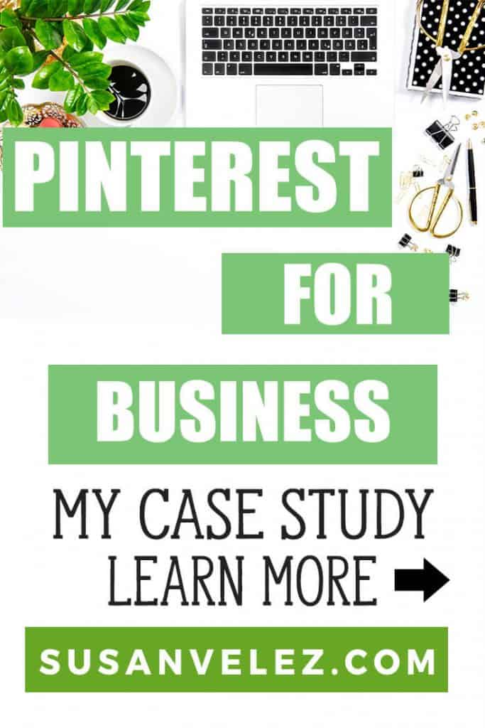 how to use Pinterest for business. Growing your Pinterest traffic can be challenging. That's why I've decided to run a 30 day Pinterest case study. Hopefully, this Pinterest experiment will help me grow my blog. Follow along to see my Pinterest marketing strategy.