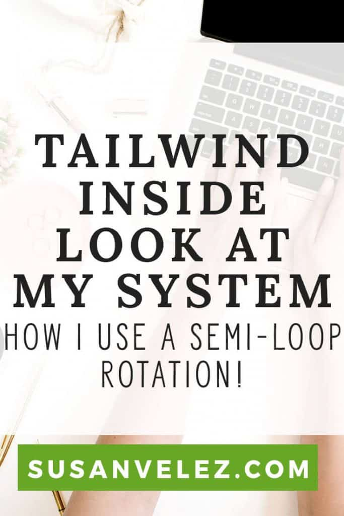 How to use Tailwind to grow my blog. Growing a blog is hard and the Tailwind scheduler makes my life easier. In this tutorial, I will show you how to set up the Tailwind scheduler to help you grow your blog. https://susanvelez.com/how-to-use-tailwind-to-grow-my-blog/