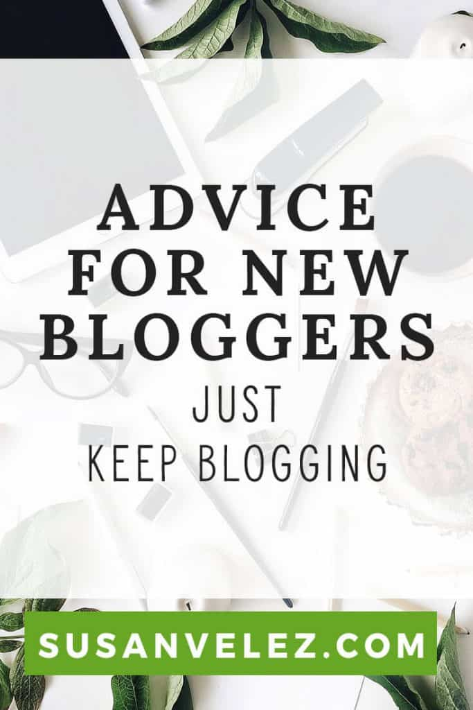 Advice for new bloggers to help you keep blogging. Blogging is hard work, it's easy to come up with a blog name, but getting traffic to your new blog is challenging. How long will it take you to learn how to make money with a blog? What should I do when I feel like quitting? I've got you covered because this is what I am doing to help me with my blog, as I grow it from scratch to profitable.
