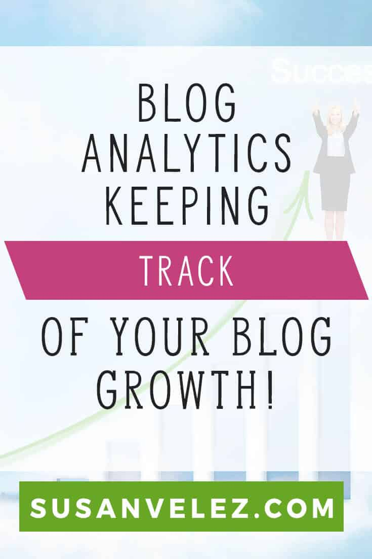 Blog Analytics are important for growing your blog. If you want to earn money from your blog, you need to learn which blogging tasks are actually working. This is what I pay attention to while growing my blog.