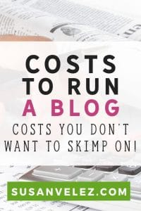 Blog costs vary from blogger to blogger. Here are some blogging costs that no blogger should avoid. These costs will help you build the right foundation for your blog.