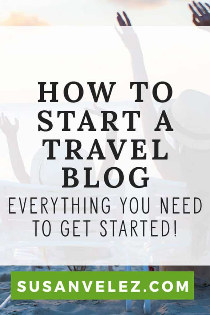 How to start a travel blog. Starting a blog is challenging. Most new bloggers tend to struggle with the beginning steps they need to take to get started. Find out exactly what you need to learn how to start a travel blog.