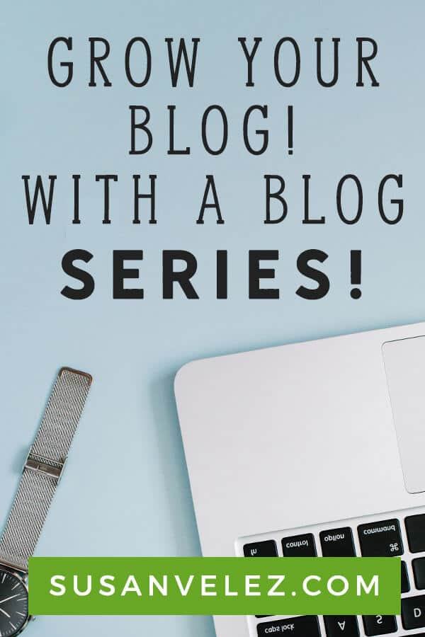 How to write a blog series / blog series ideas and how to write one. Blog series articles can help you grow your blog. Read my case study on how I used a blog series to help me grow my traffic and the results I got.