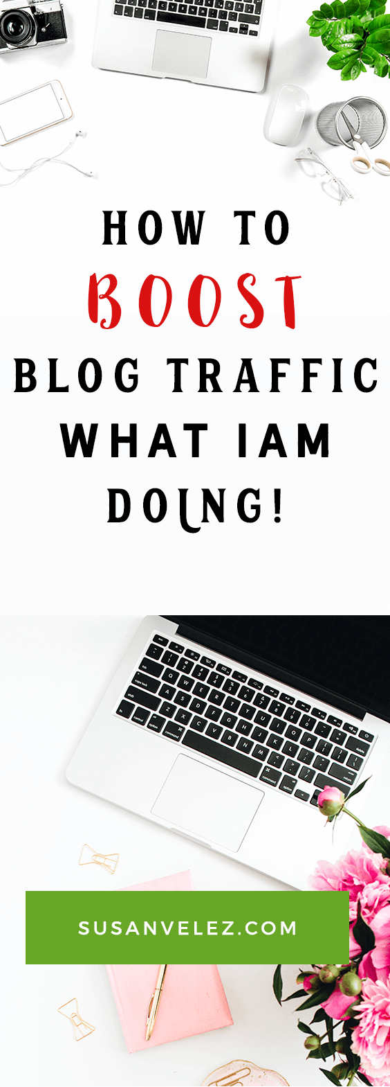 My blog traffic report on how I am using social media. If you want to make money with a blog, it's important to find out what will grow your blog. While you won't make money blogging fast, you need to learn how to drive traffic to your blog. #newbloggers, #trafficreport #bloggingnewbies
