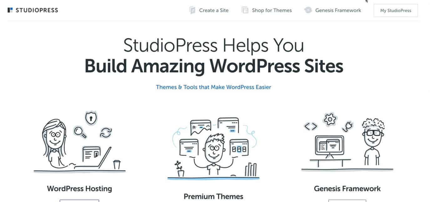 StudioPress affiliate