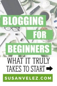 Blogging for beginners is tough. You don't know what you should spend your money on. Starting a blog is a lot more than just buying a domain and hosting. Find out what you need to get started blogging for beginners so you can grow your blog and build a business.