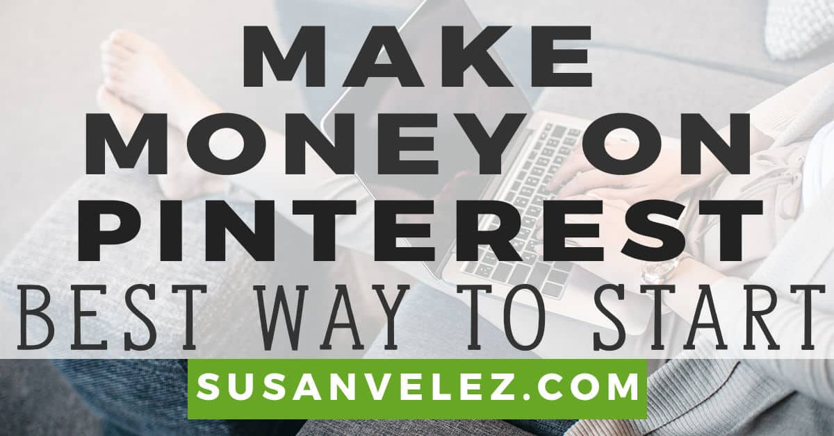 can you make money on Pinterest