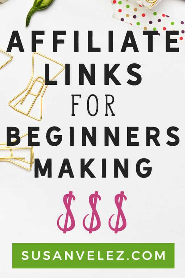 Affiliate links for blogs / Learn how to cloak your affiliates for blogs and why it is important. I walk you through step by step to learn how to cloak affiliate links for beginners.