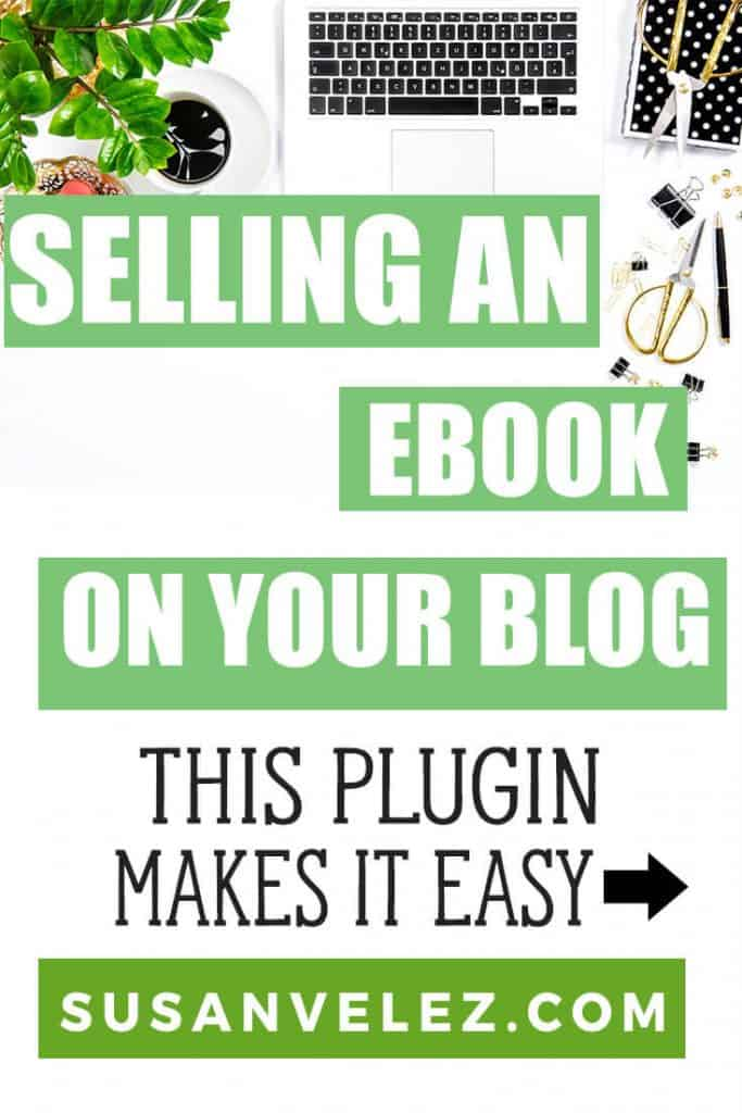 How to sell an eBook on your blog and add another income stream to your blog. Have you written your first eBook yet? If not then that's something you should consider doing and I am going to show you how to sell an eBook on your blog.